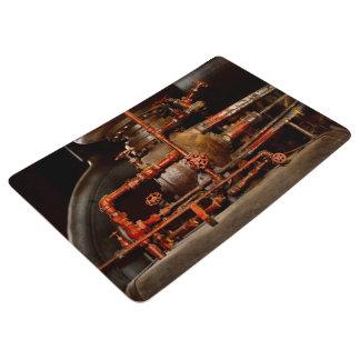 Steampunk - Pipe dreams Floor Mat