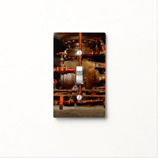 Steampunk - Pipe dreams Light Switch Cover