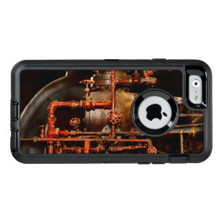 Steampunk - Pipe dreams OtterBox Defender iPhone Case