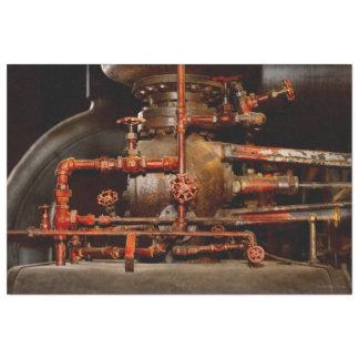 Steampunk - Pipe dreams Tissue Paper