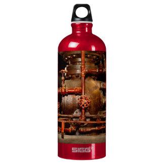 Steampunk - Pipe dreams Water Bottle