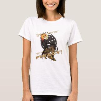 Steampunk Pirate Recruitment Poster T-Shirt