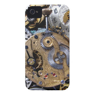 steampunk pocket watch iPhone 4 Case-Mate cases