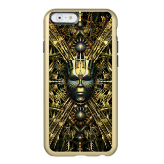 Steampunk Queen Incipio Feather® Shine iPhone 6 Case
