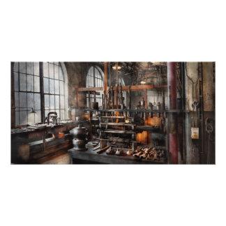 Steampunk - Room - Steampunk Studio Picture Card