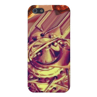 Steampunk rust machinery cogs mechanical iPhone 5/5S case