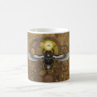 Steampunk Scarab Coffee Mug