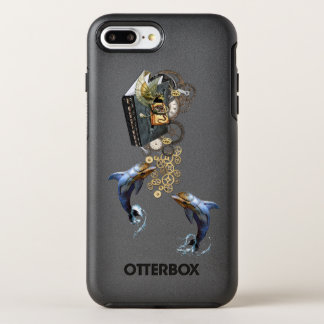 Steampunk sculpture -Art Trendy OtterBox Symmetry iPhone 8 Plus/7 Plus Case
