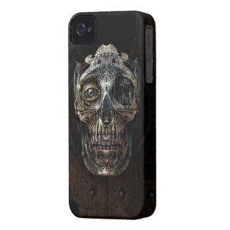 Steampunk Skull iPhone 4/4s Case