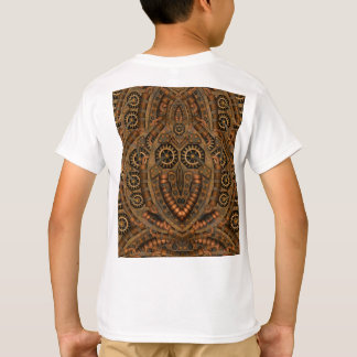 Steampunk  T-Shirt Back