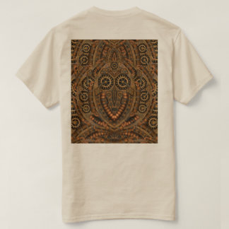 Steampunk  T-Shirt Both Sides
