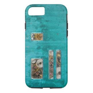 Steampunk Teal Case-Mate iPhone Case