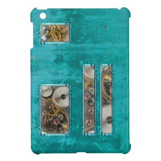 Steampunk Teal iPad Mini Covers