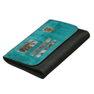 Steampunk Teal Women's Wallet