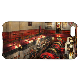 Steampunk - The Engine Room 1974 iPhone 5C Cover