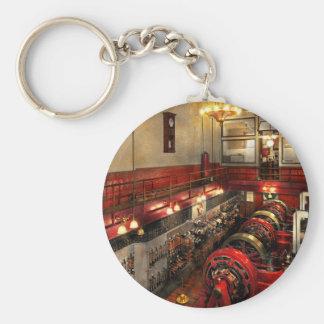 Steampunk - The Engine Room 1974 Keychain
