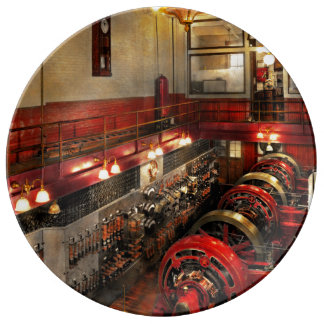 Steampunk - The Engine Room 1974 Plate