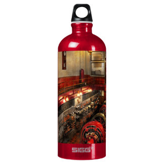 Steampunk - The Engine Room 1974 Water Bottle