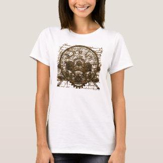Steampunk Time Machine #1A T-Shirt