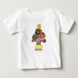 Steampunk Tree No Background Baby's T-Shirt