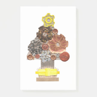 Steampunk Tree No Background Post-It Notes