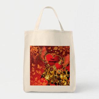 Steampunk Valentine 2 Bag