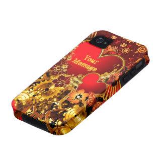 Steampunk Valentine 2 Case-Mate Case iPhone 4/4S Case