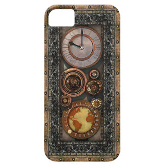 Steampunk Vintage Elegance #2 iPhone 5 Covers