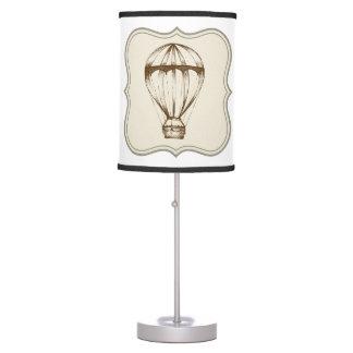 Steampunk Vintage Hot Air Balloon Table Lamp