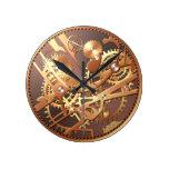 steampunk watch gears