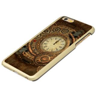 Steampunk, wonderful clockwork