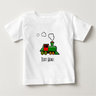 SteamTrain Baby T-Shirt