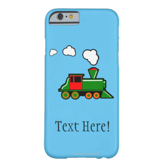 SteamTrain Barely There iPhone 6 Case