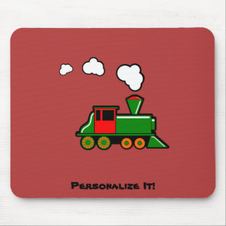 SteamTrain Mouse Pad