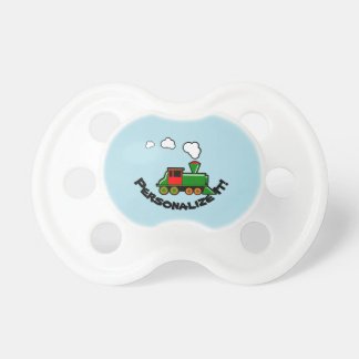 SteamTrain Pacifiers