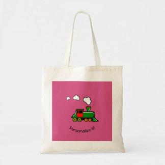 SteamTrain Tote Bag