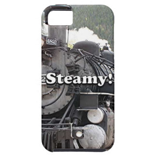 Steamy!: steam train engine, Colorado, USA 8 Case For The iPhone 5