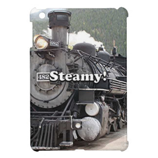 Steamy!: steam train engine, Colorado, USA 8 iPad Mini Cases