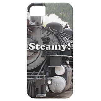 Steamy!: steam train engine, Colorado, USA 8 iPhone 5 Cases