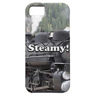 Steamy!: steam train engine, Colorado, USA iPhone 5 Covers