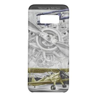 Stearman Biplane Case-Mate Samsung Galaxy S8 Case