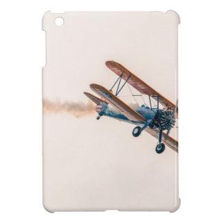 Stearman Pt-13d Double Decker Aircraft Fly iPad Mini Case