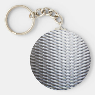 steel #16 keychain
