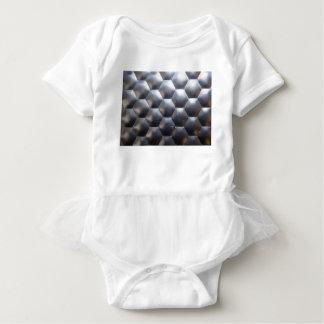 steel #3 baby bodysuit