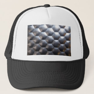 steel #3 trucker hat