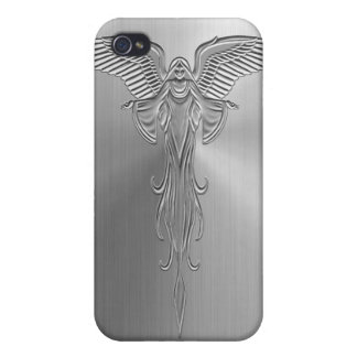 Steel Angel Case For The iPhone 4