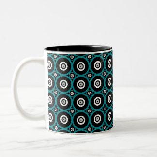 Steel Belted Radials Two-Tone Coffee Mug