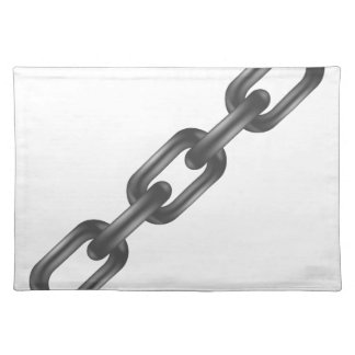 steel chain placemat