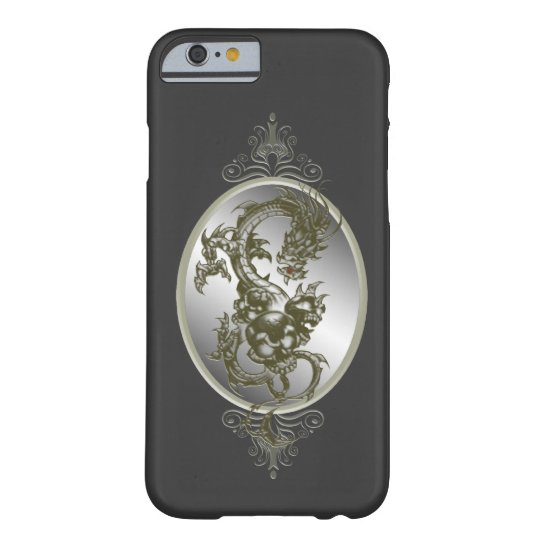 Steel Dragon iPhone 6 Case
