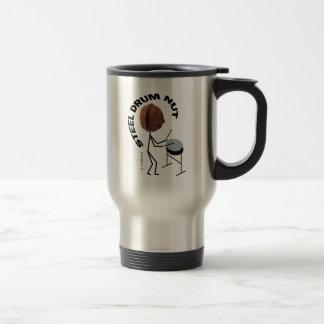 Steel Drum Nut Travel Mug